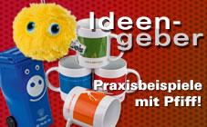 Werbeartikel Ideen